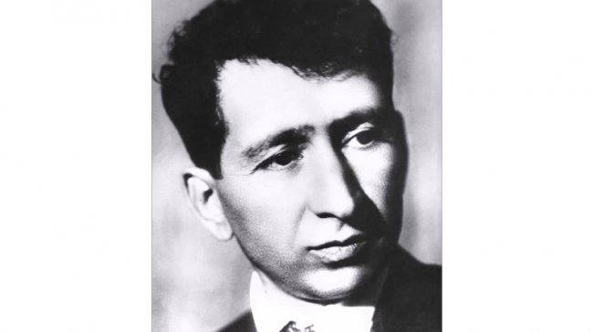 Today marks great Armenian poet Yeghishe Charents' 122nd birthday