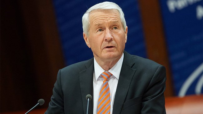 Armenia is a European country rooted in European values, CoE's Jagland says