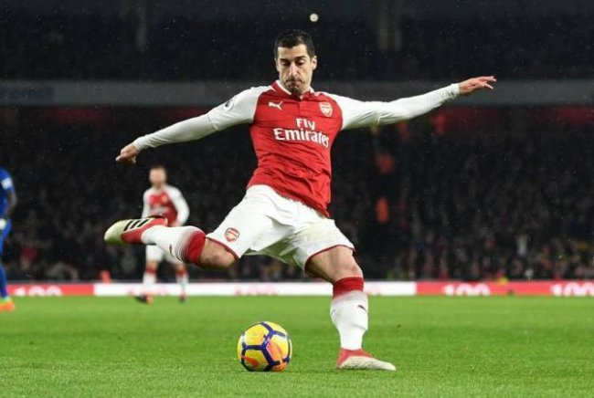 Arsenal players told to boycott Chelsea Europa League final over Henrikh Mkhitaryan issue