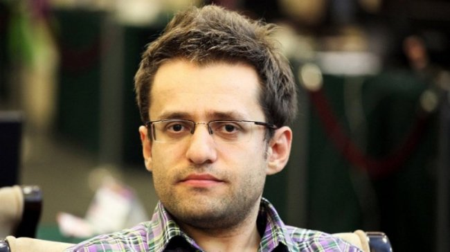 Aronian comes 8th on latest FIDE ratings