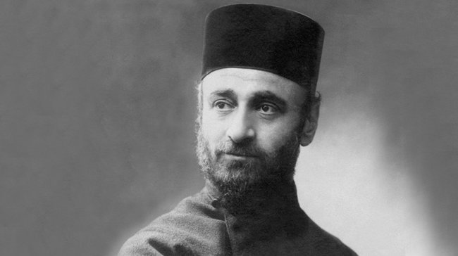 Today marks Komitas' 150th anniversary
